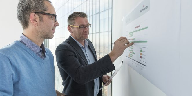 Digitalisation process at Wienerberger, Fast Forward General Management & Administration
