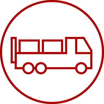 Icon for transportation, load, truck, cargo