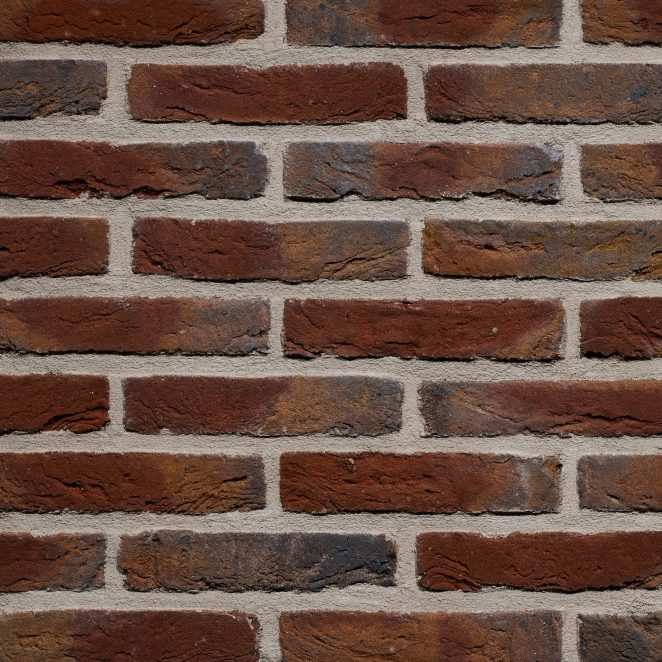 Productshot of the Paarsblauw HV VF brick